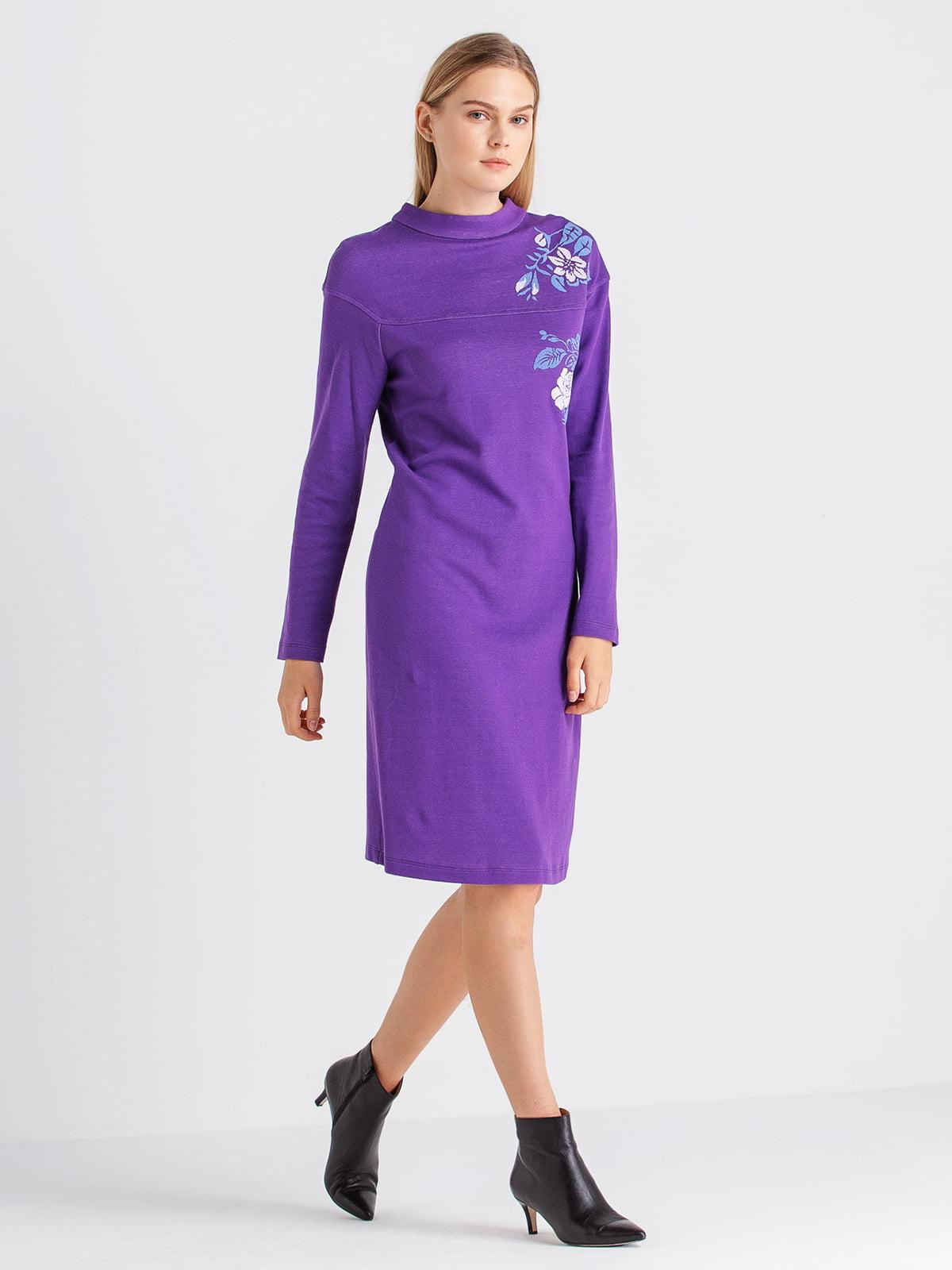 Сукня фіолетова | 4641953
