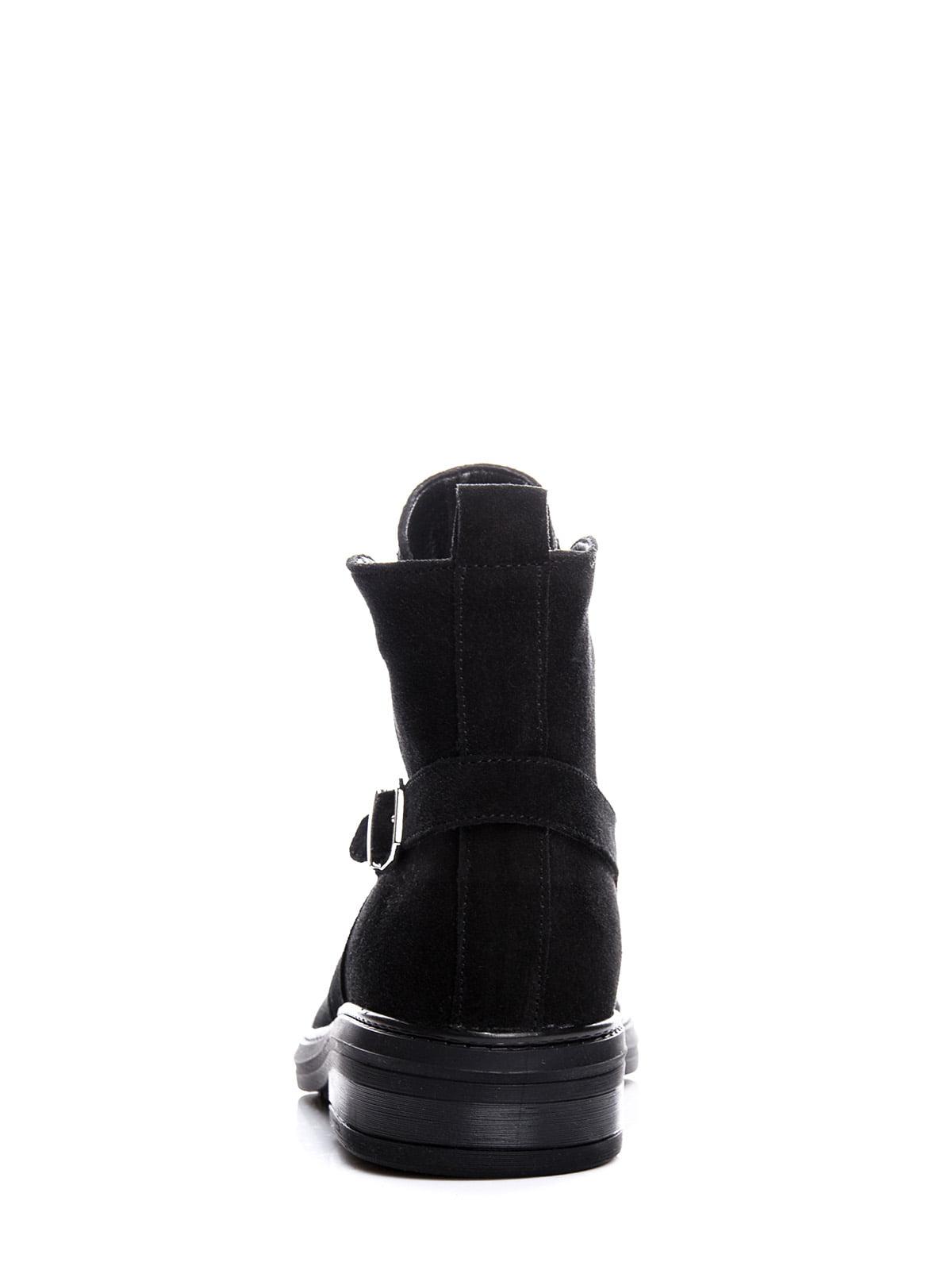 Черевики чорні | 4643283 | фото 5