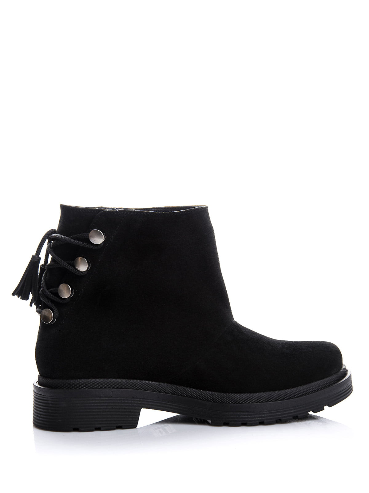 Ботинки черные | 4643291 | фото 4