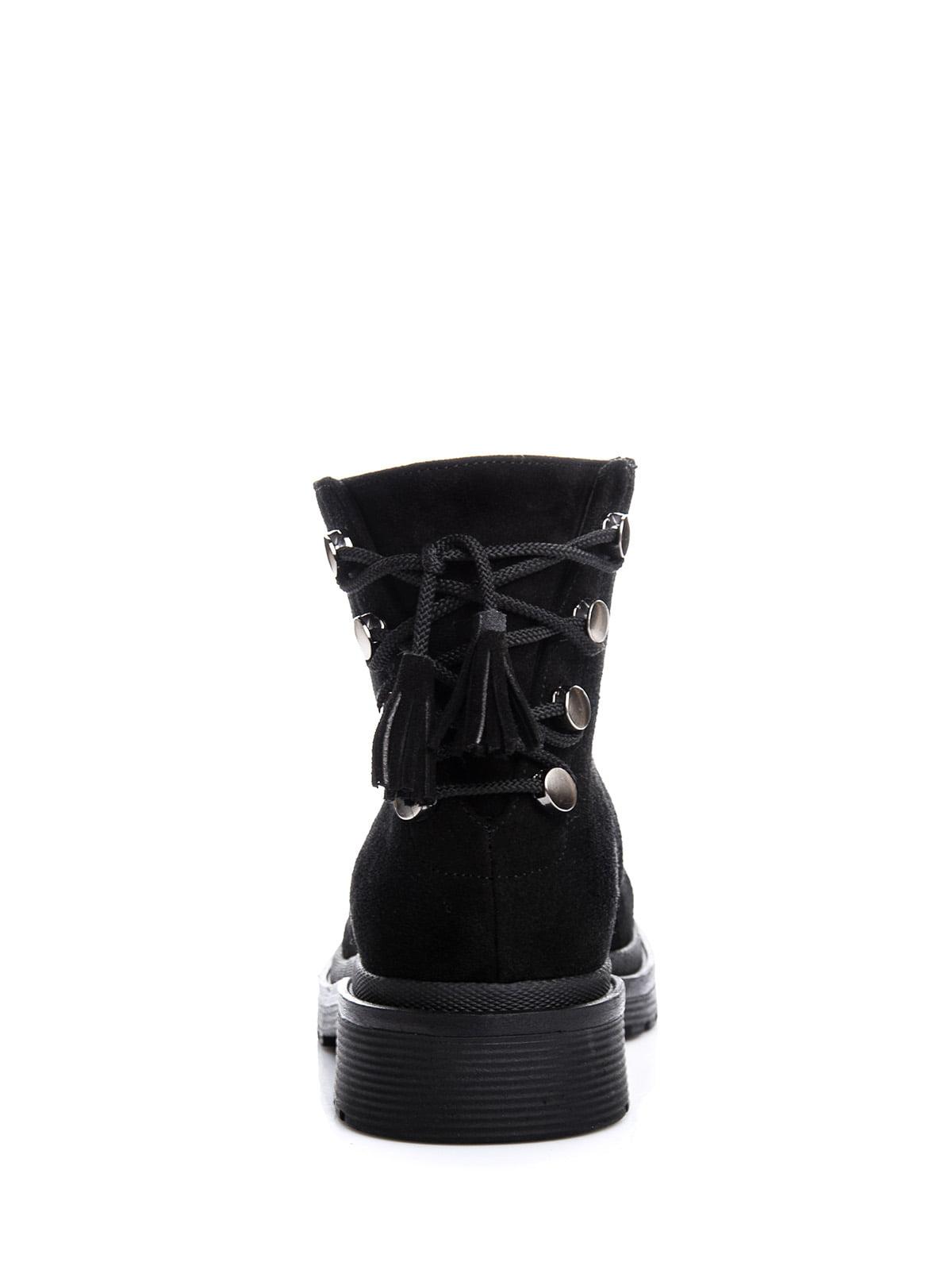 Ботинки черные | 4643291 | фото 5