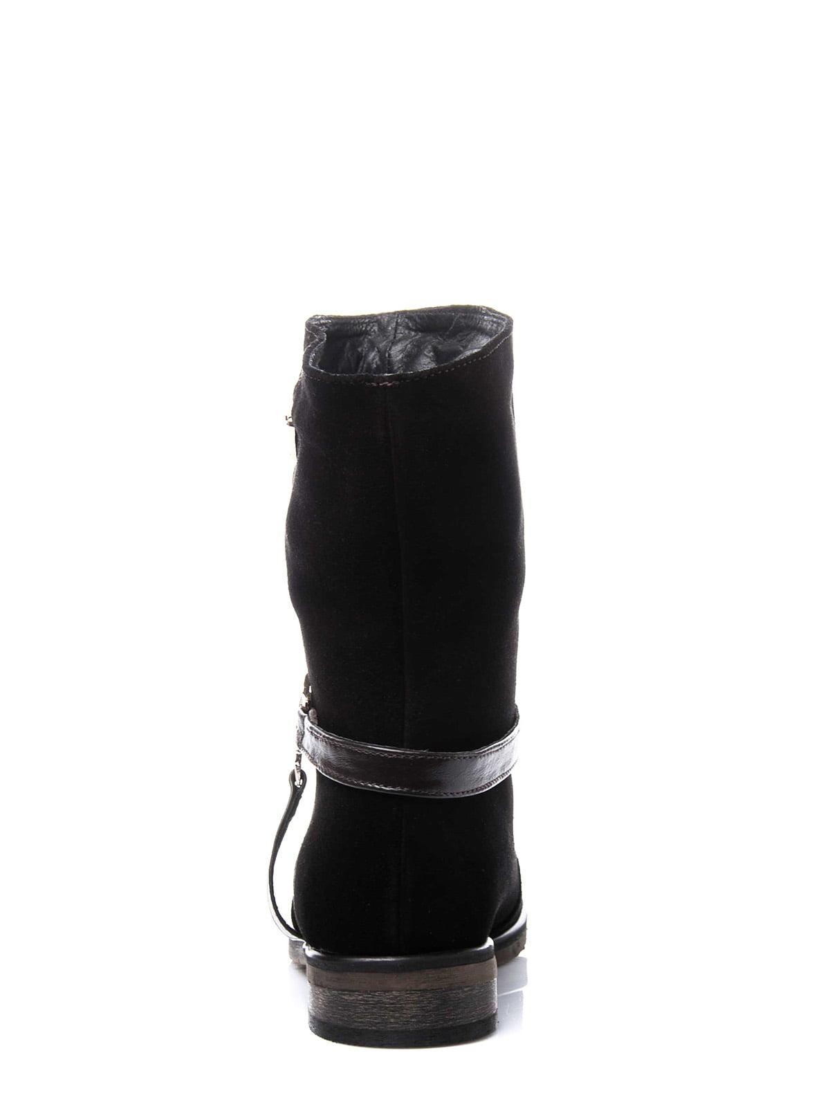 Полусапожки черные | 1921804 | фото 5