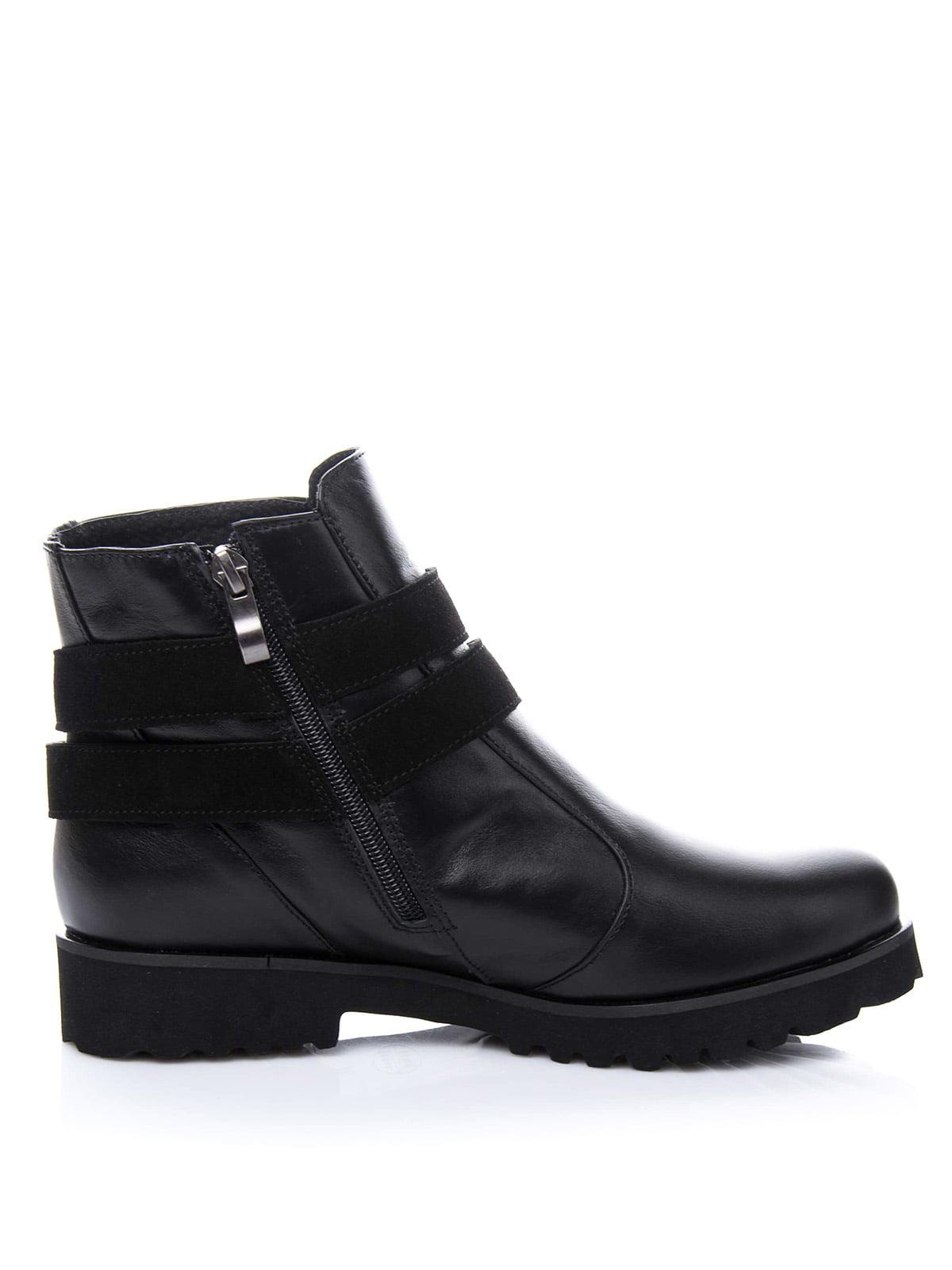 Ботинки черные | 1987215 | фото 4