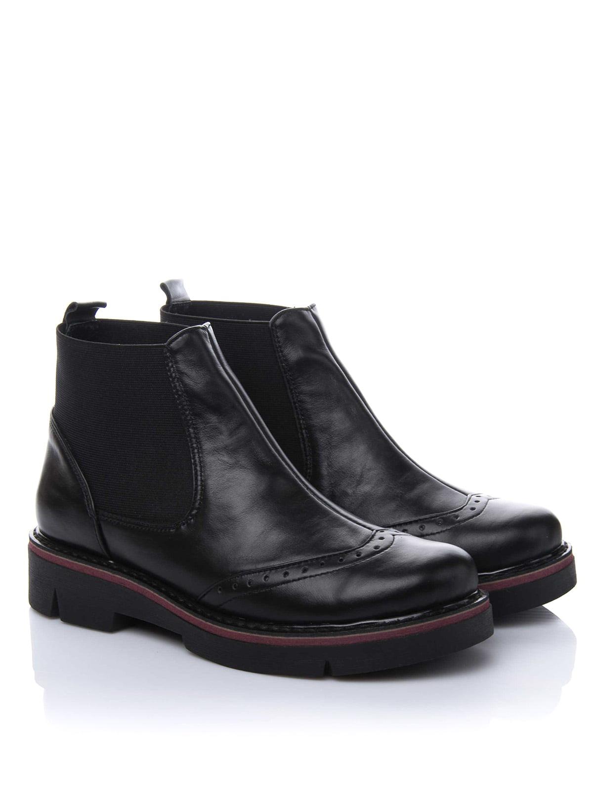 Ботинки черные | 3656745