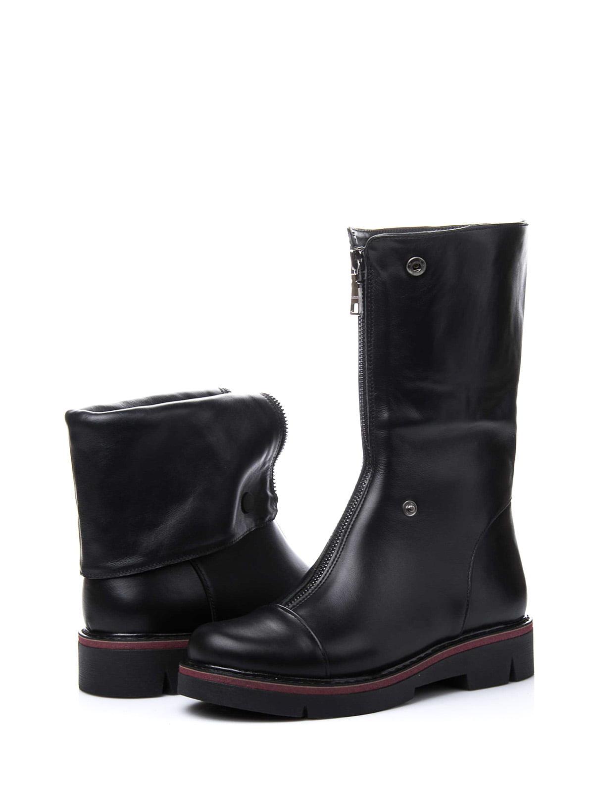 Ботинки черные | 3786282 | фото 2