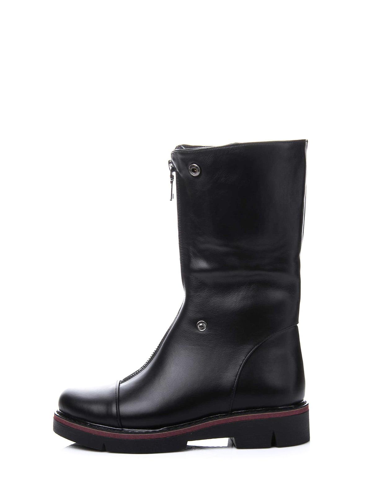 Ботинки черные | 3786282 | фото 3