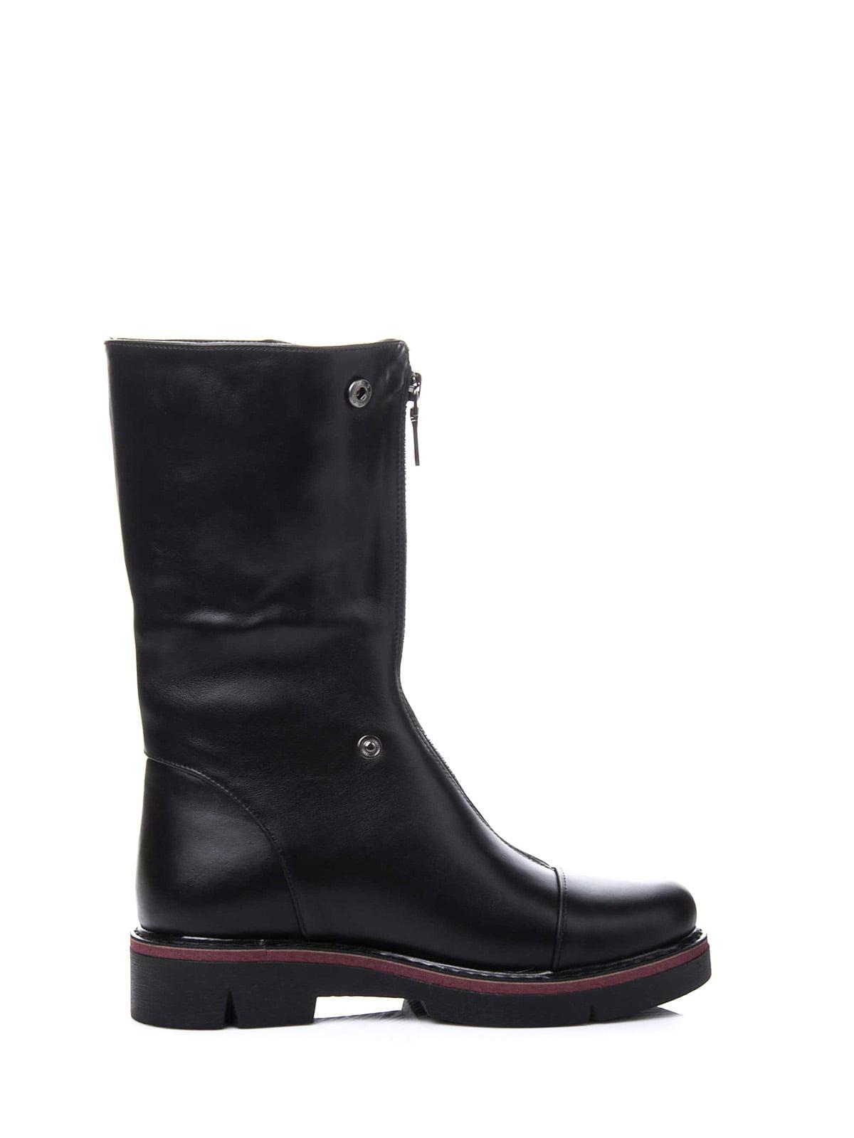Ботинки черные | 3786282 | фото 4