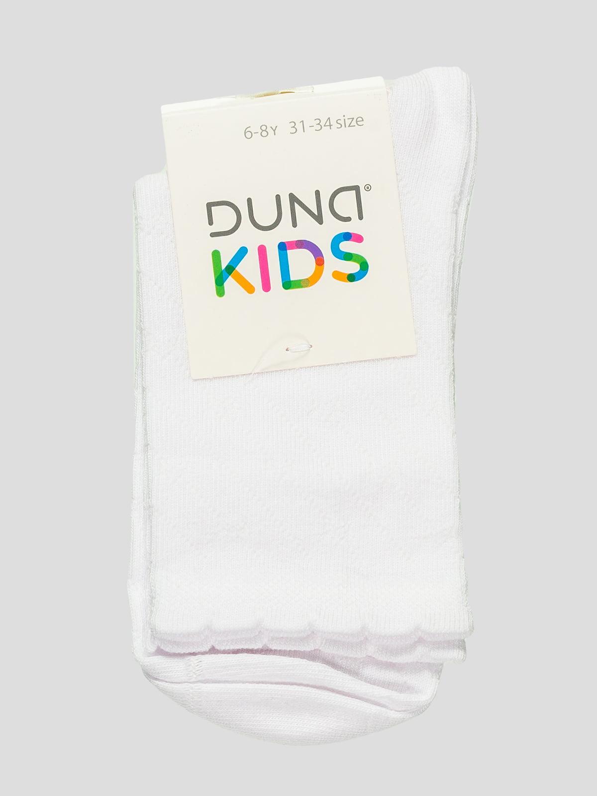 Шкарпетки білі | 4568366