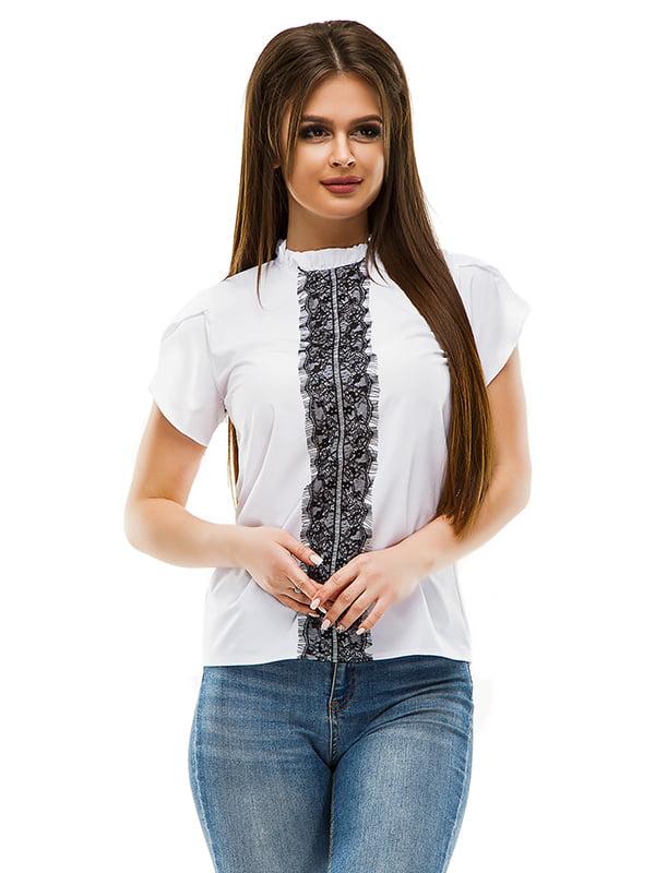 Блуза біла | 4613513