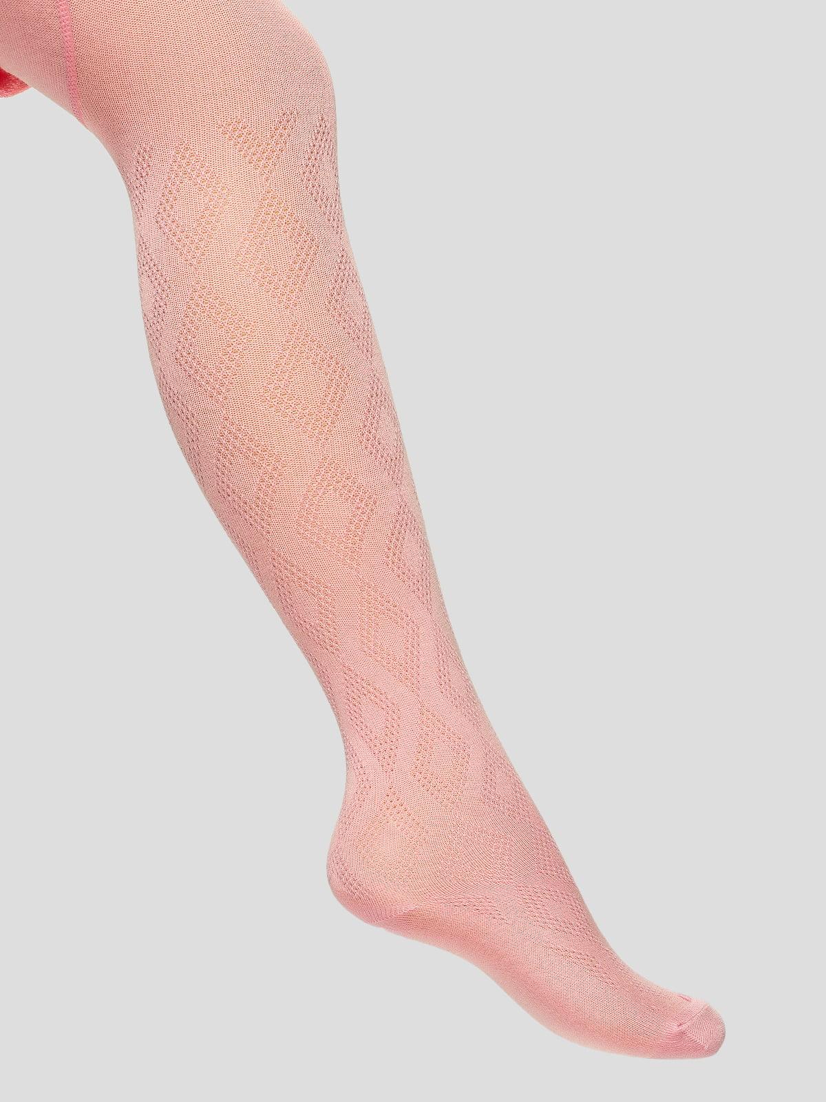 Колготки рожеві | 4568326
