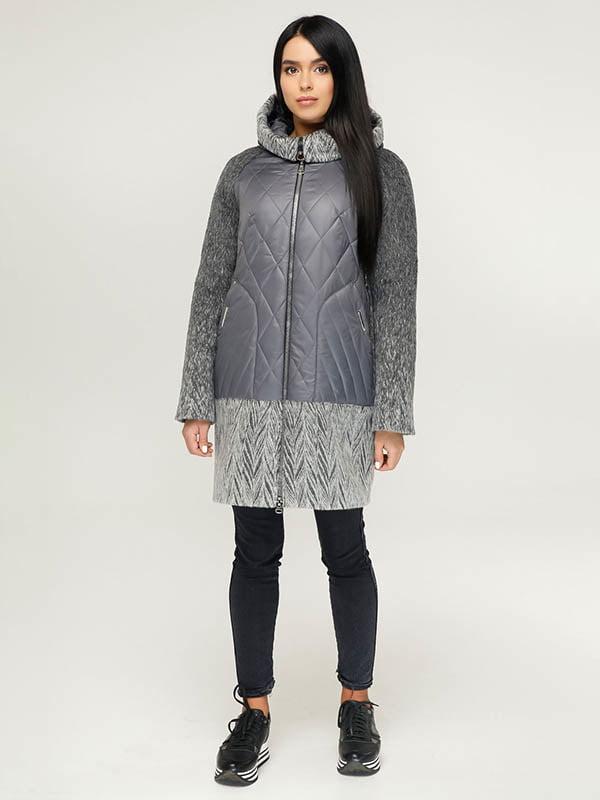 Пальто сіре | 4643444