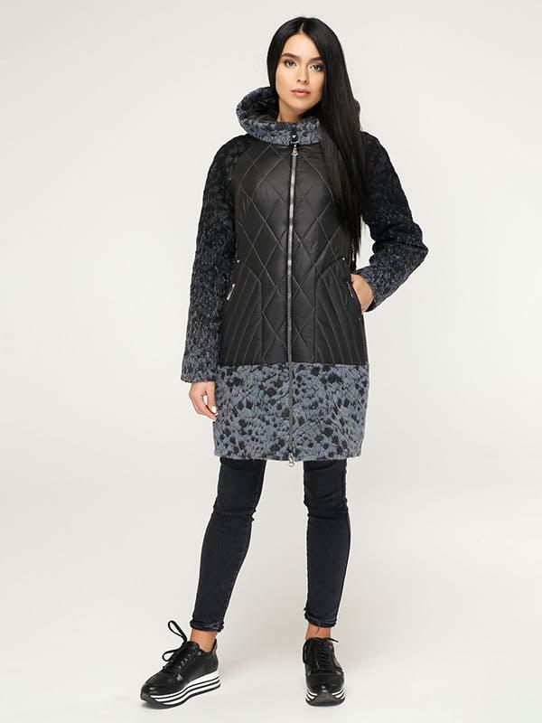 Пальто чорне | 4643445