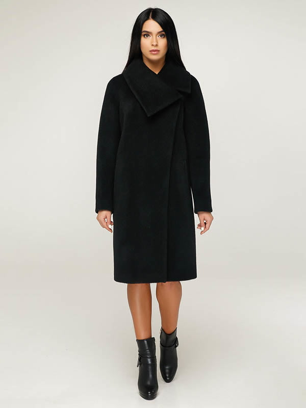 Пальто черное   4643447