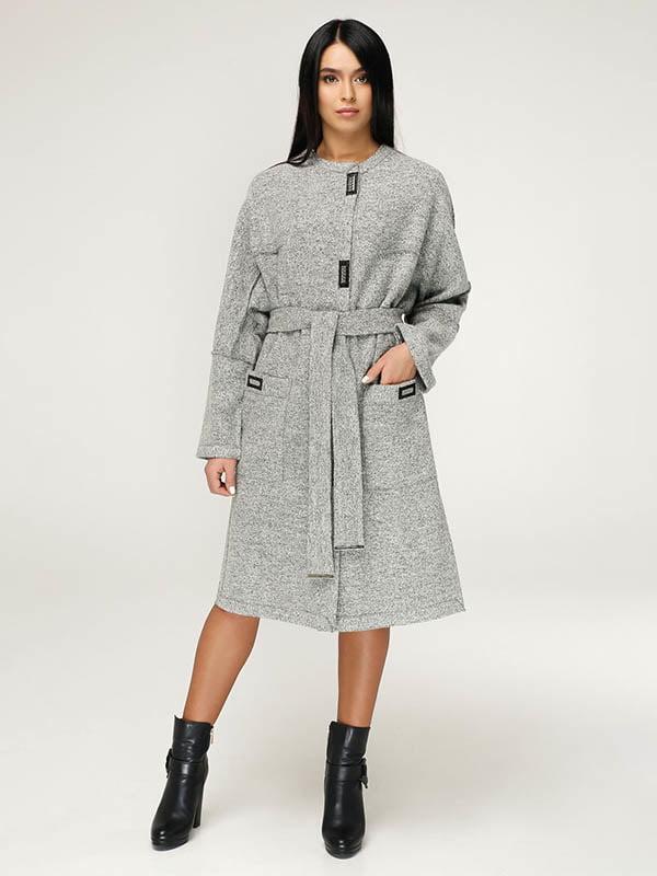 Пальто серое | 4643514