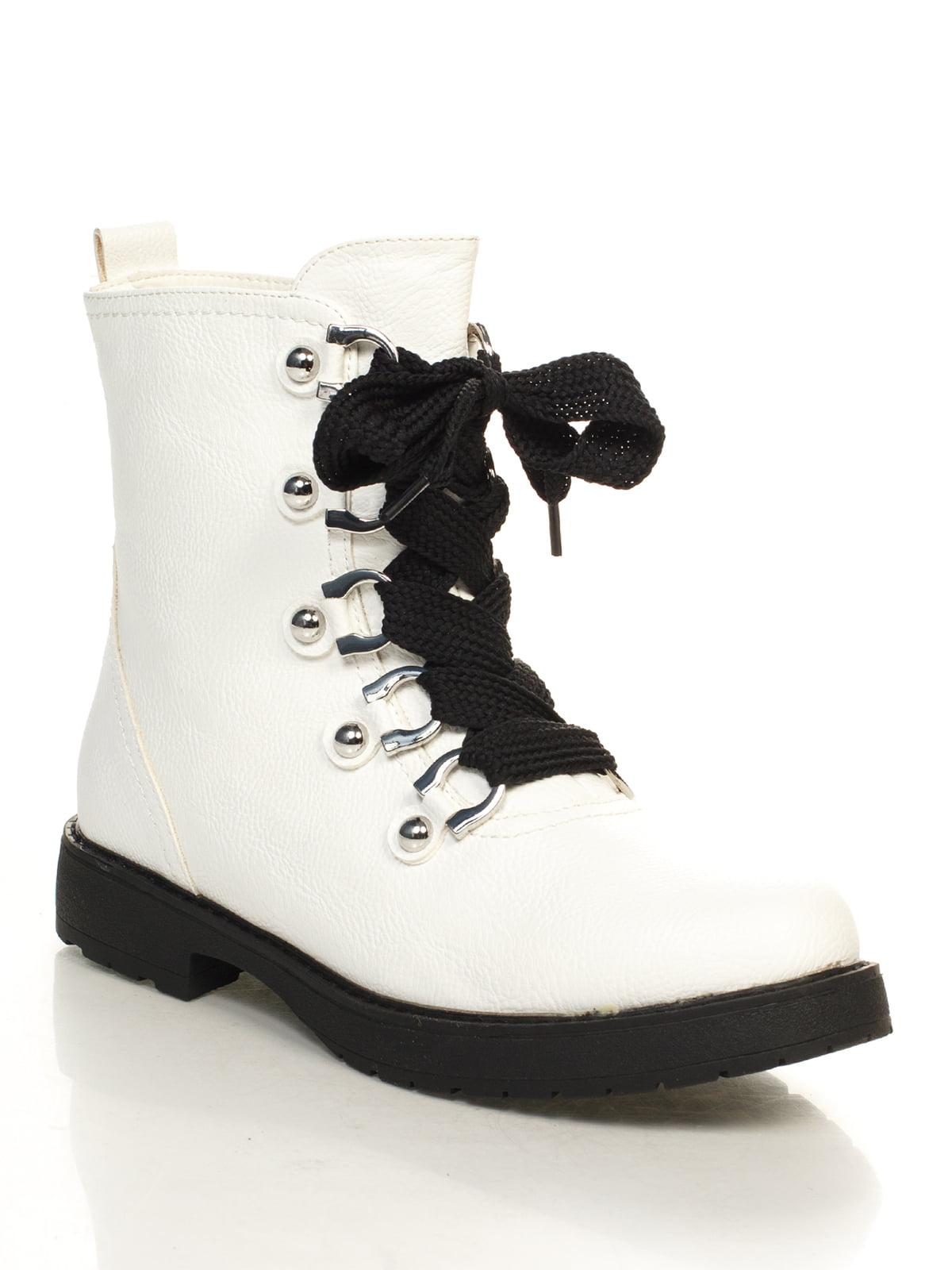 Черевики білі | 4632221