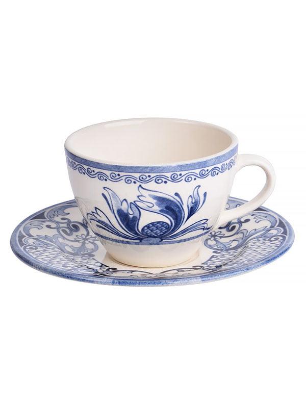 Набір чайний (2 предмета) | 4648113
