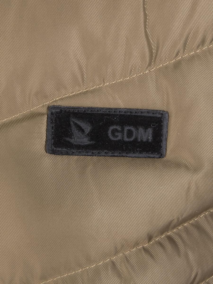 Куртка цвета хаки | 4592973 | фото 3