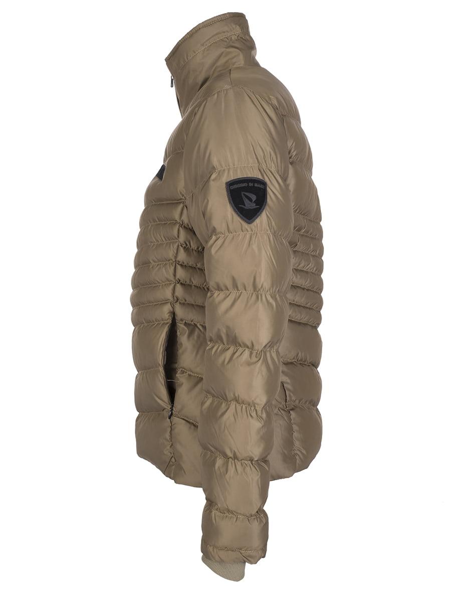 Куртка цвета хаки | 4592973 | фото 4
