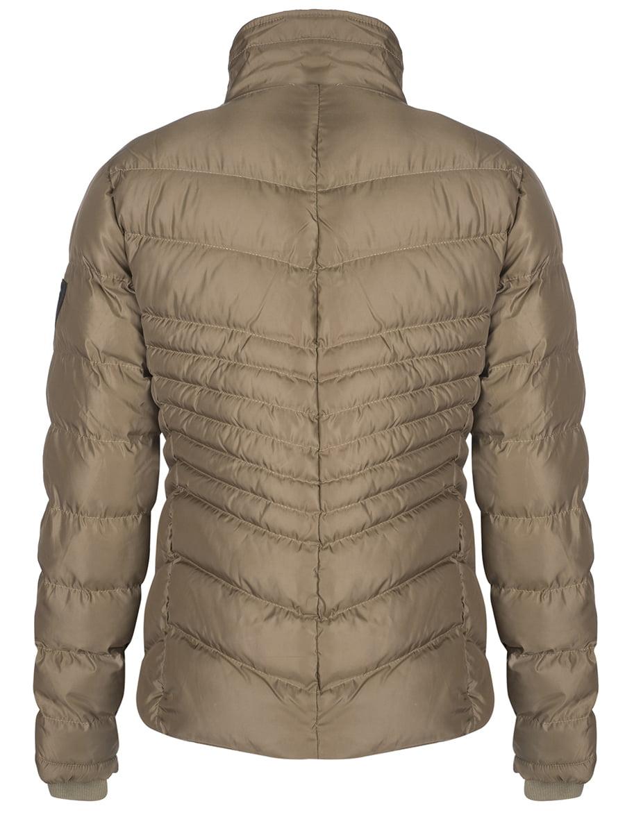 Куртка цвета хаки | 4592973 | фото 5