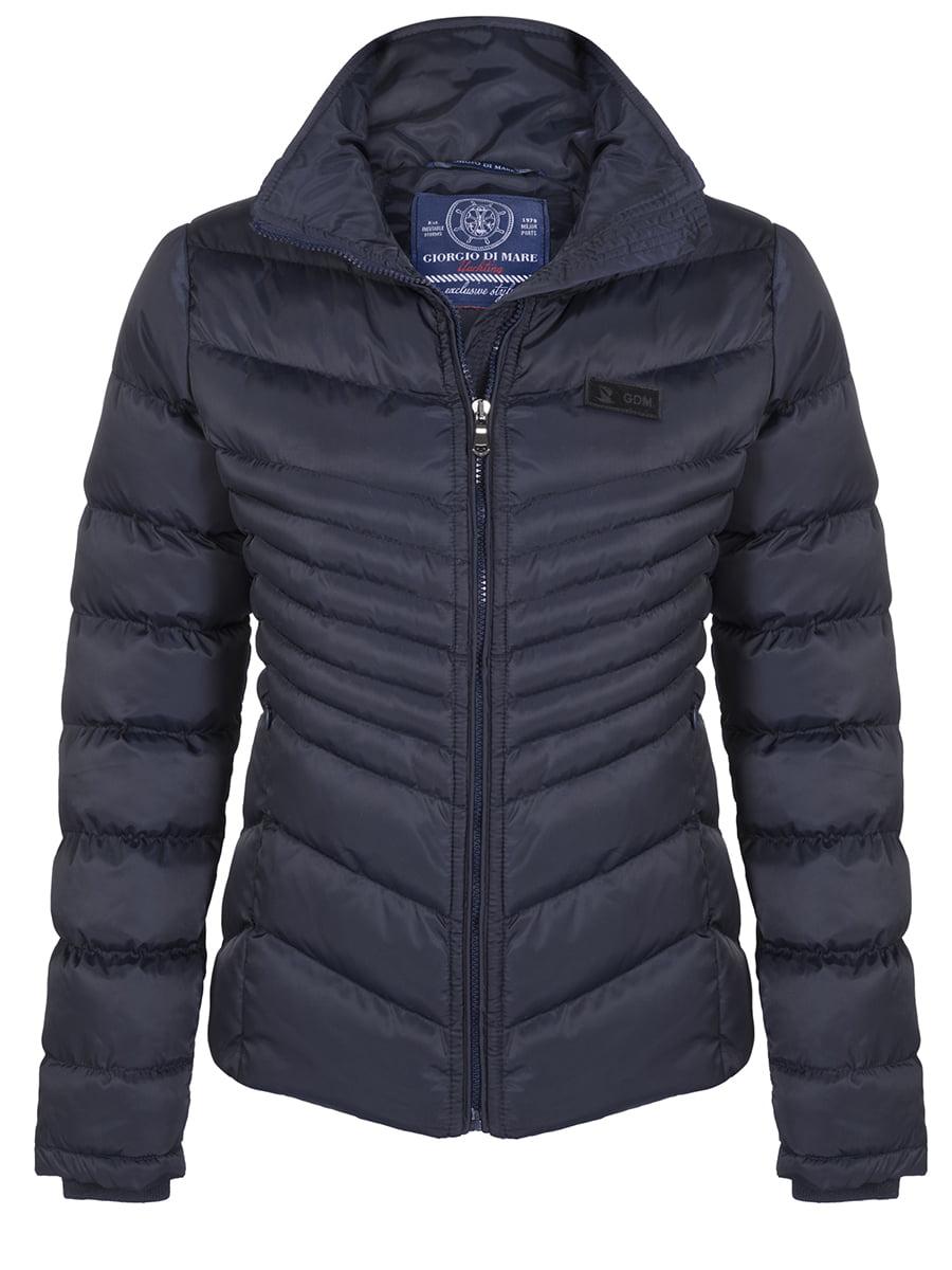 Куртка темно-синяя | 4592974