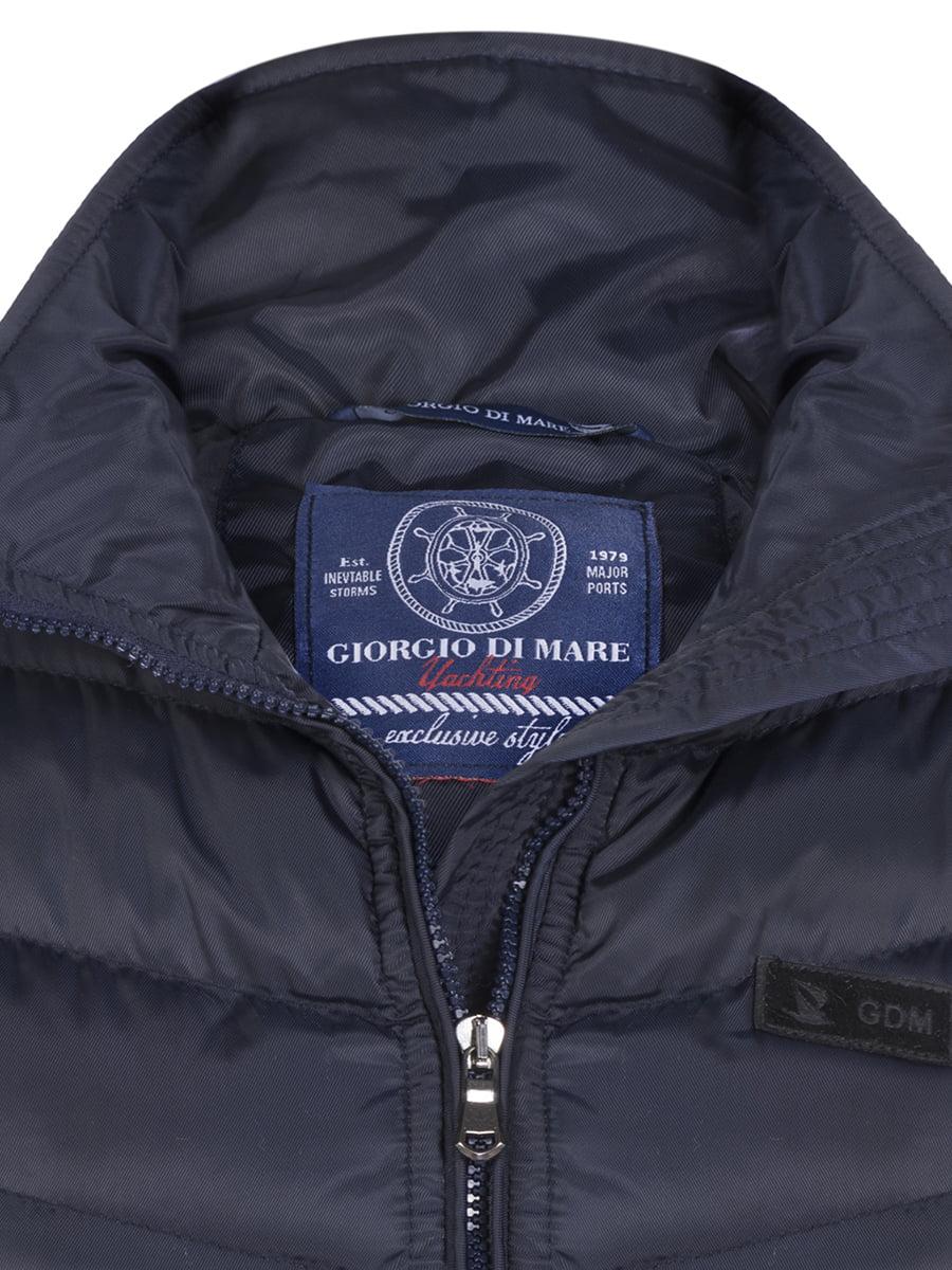 Куртка темно-синяя | 4592974 | фото 2