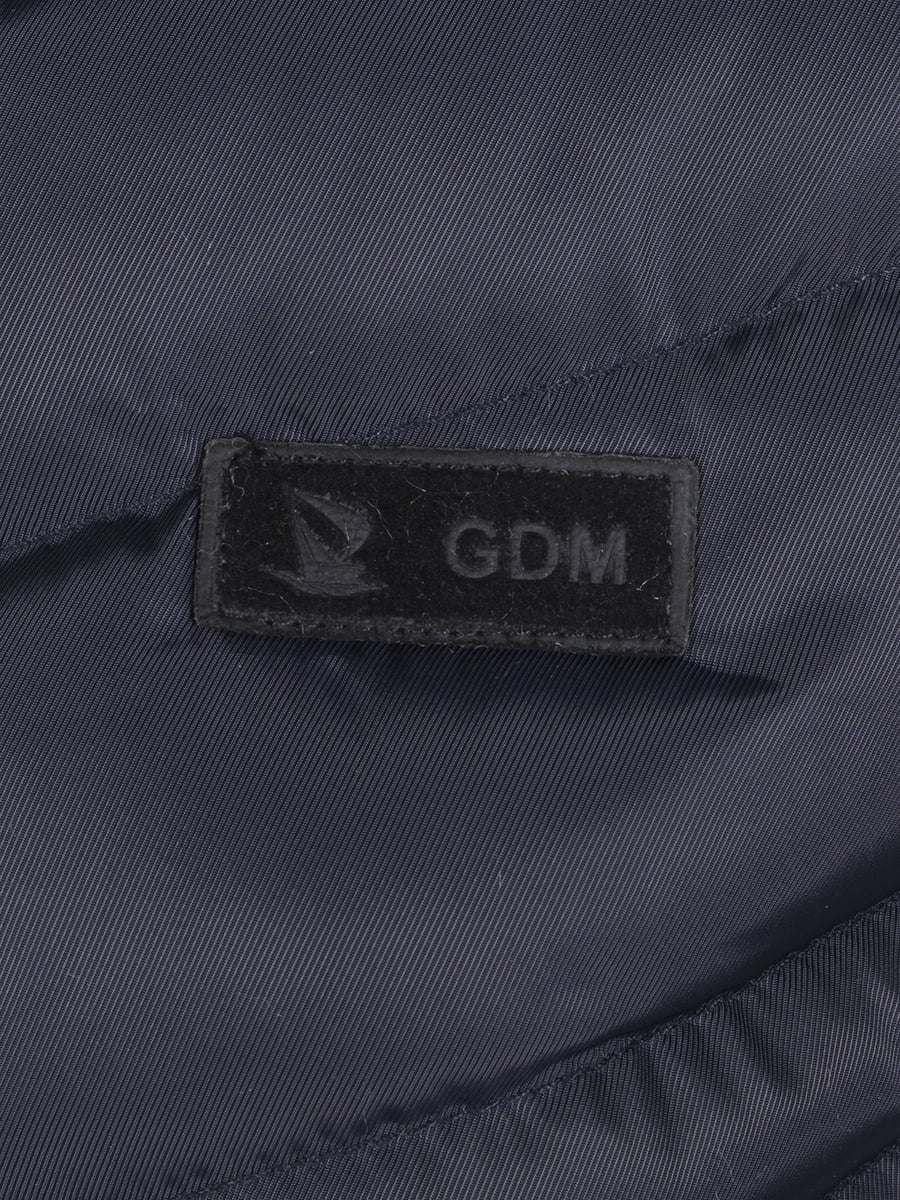 Куртка темно-синяя | 4592974 | фото 3
