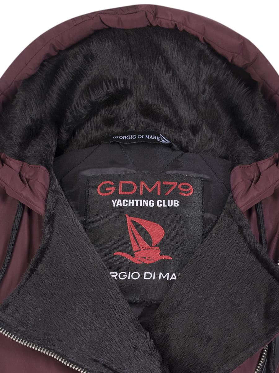 Куртка бордовая | 4592976 | фото 2