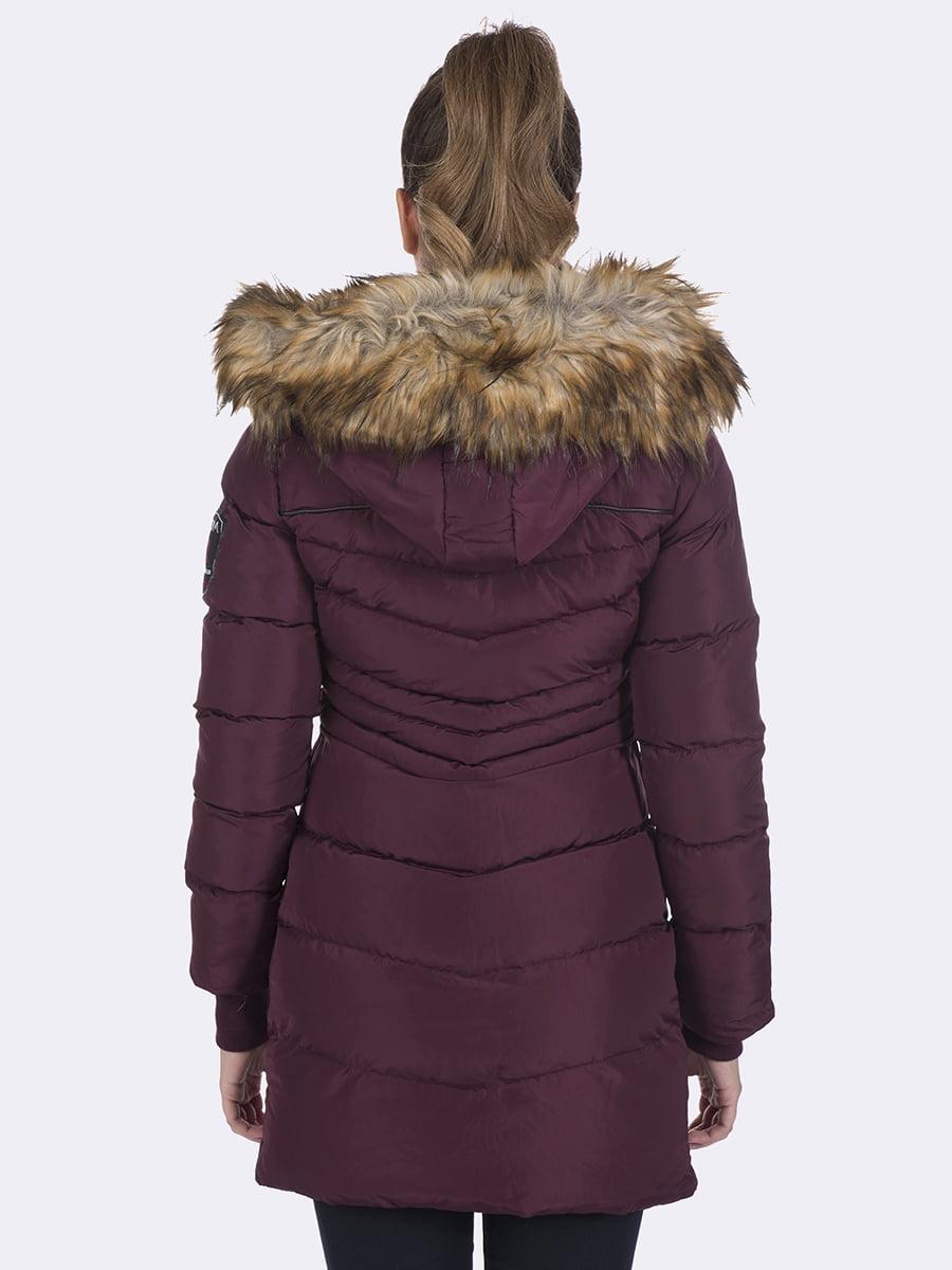 Куртка цвета марсала | 4592982 | фото 6