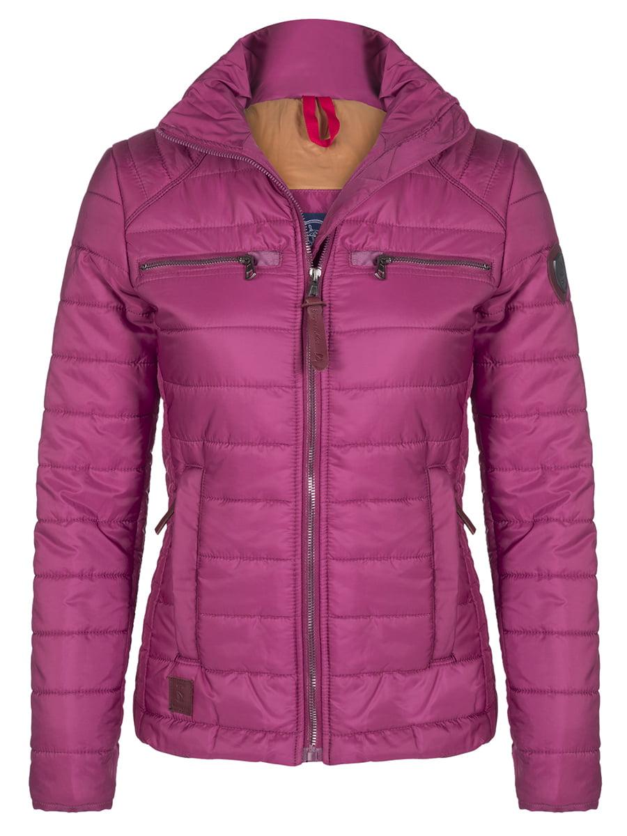 Куртка кольору фуксії | 4592992
