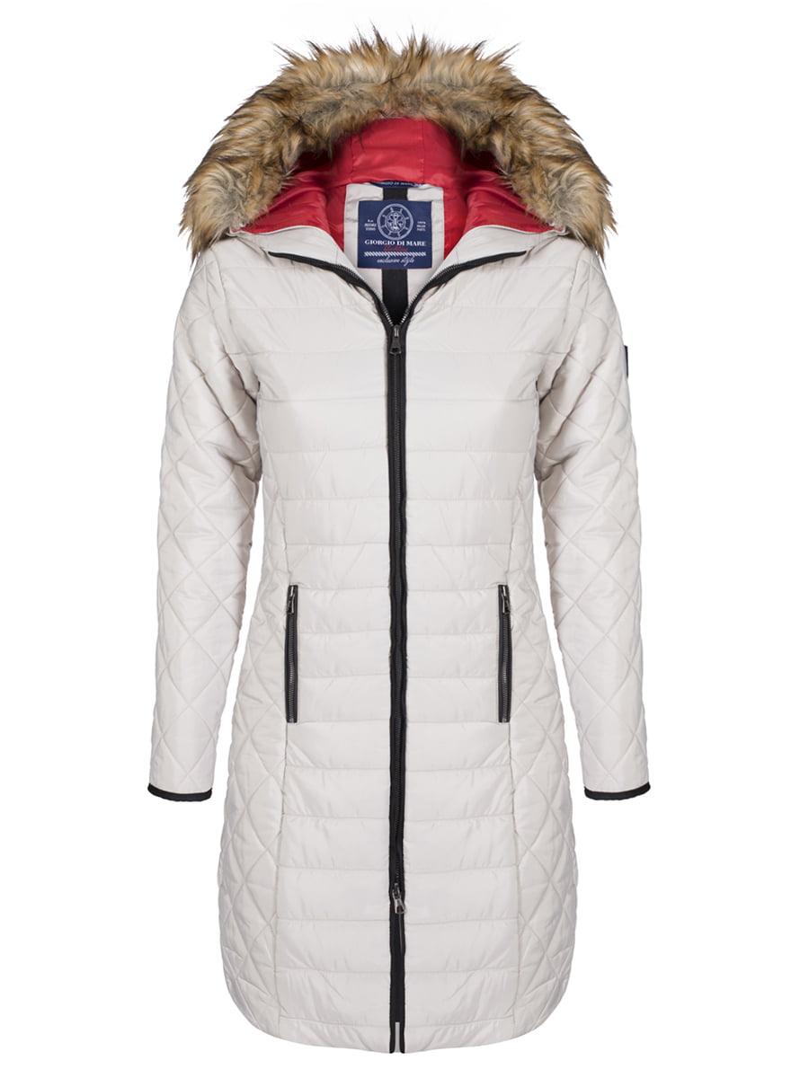 Пальто светло-серая | 4593014