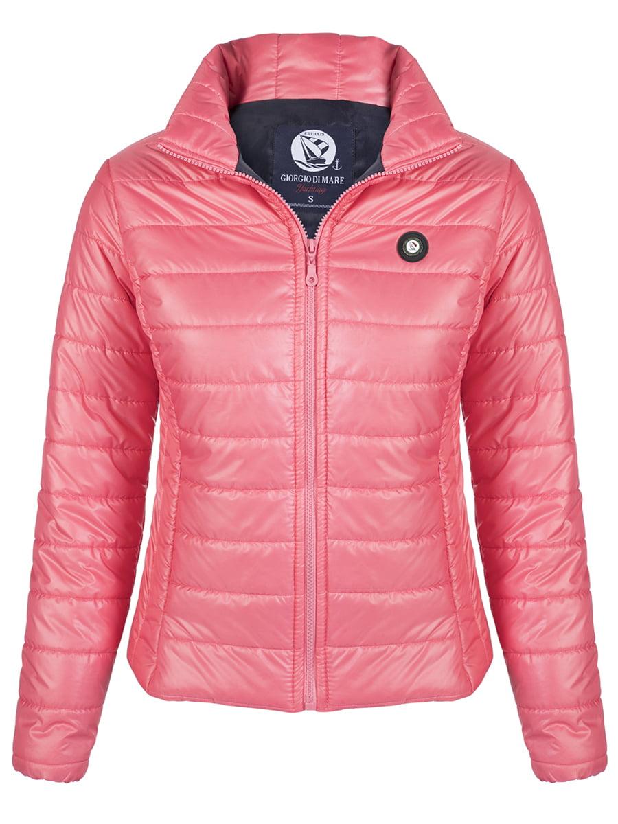Куртка рожева | 4649740