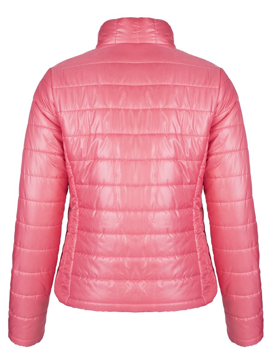 Куртка розовая | 4649740 | фото 4