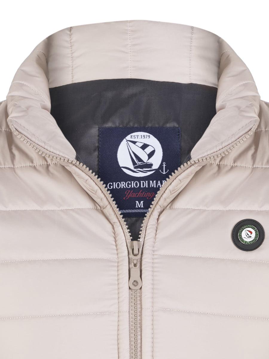 Куртка бежевая   4649793   фото 2