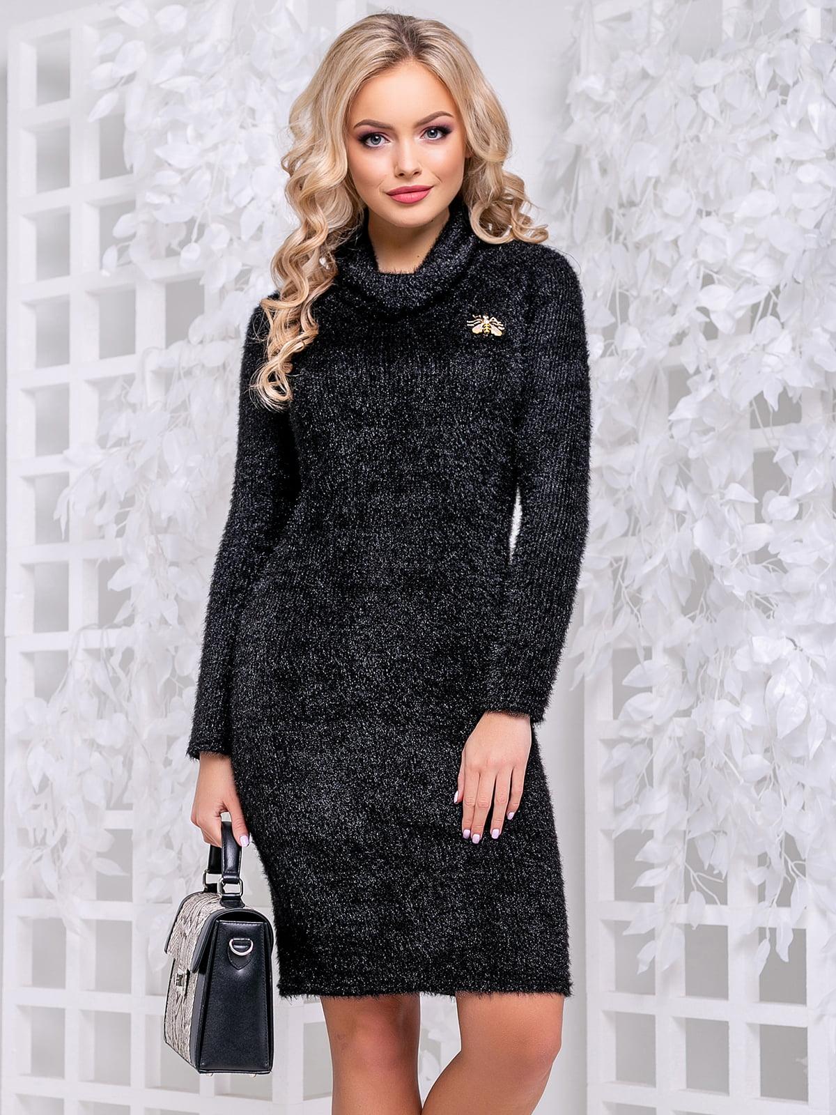 Платье черное | 4653841