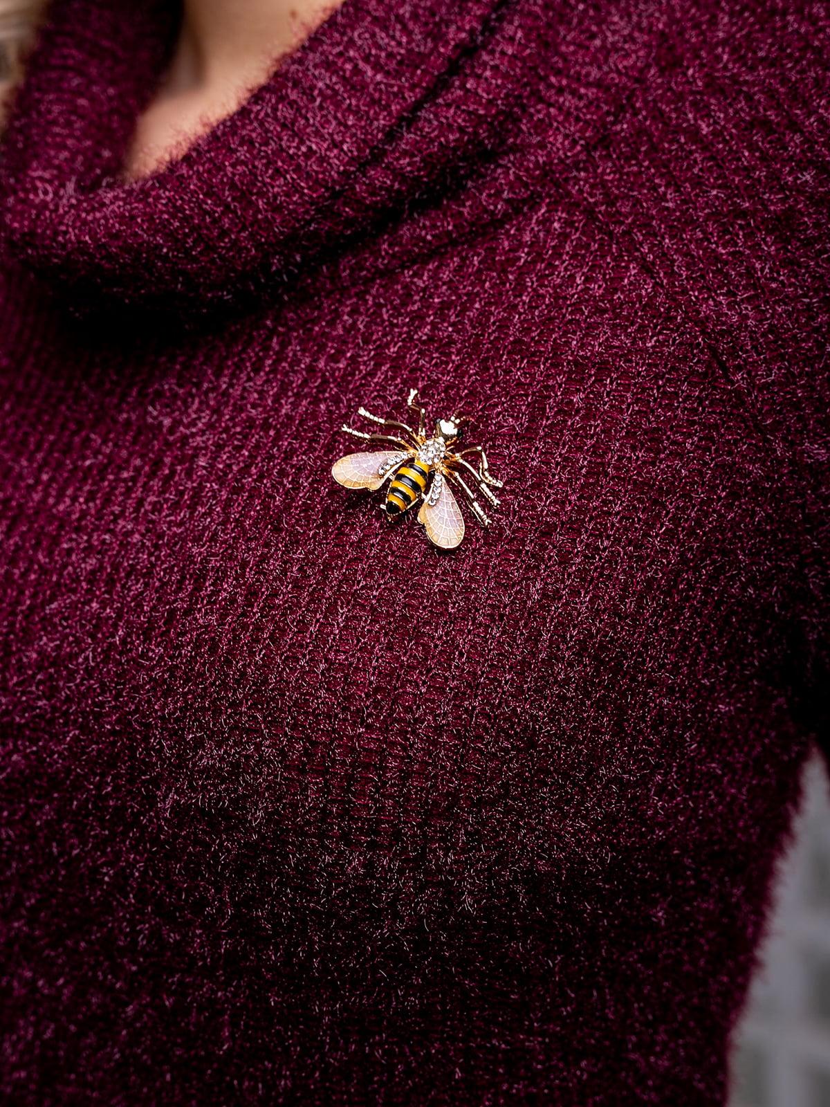 Сукня кольору марсала | 4653856 | фото 7