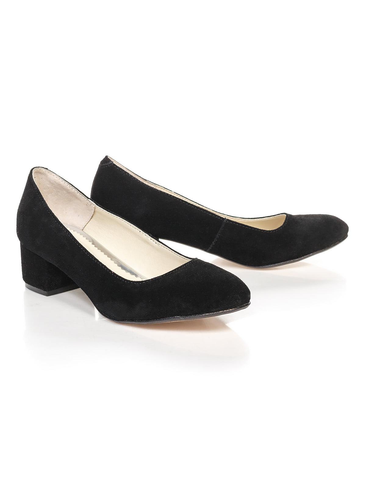 Туфли черные   4548473   фото 2