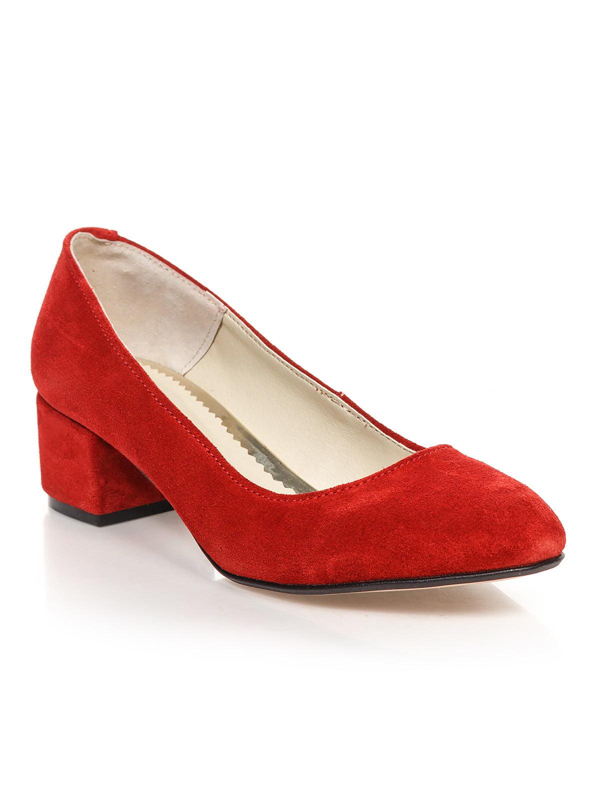 Туфли красные | 4581188