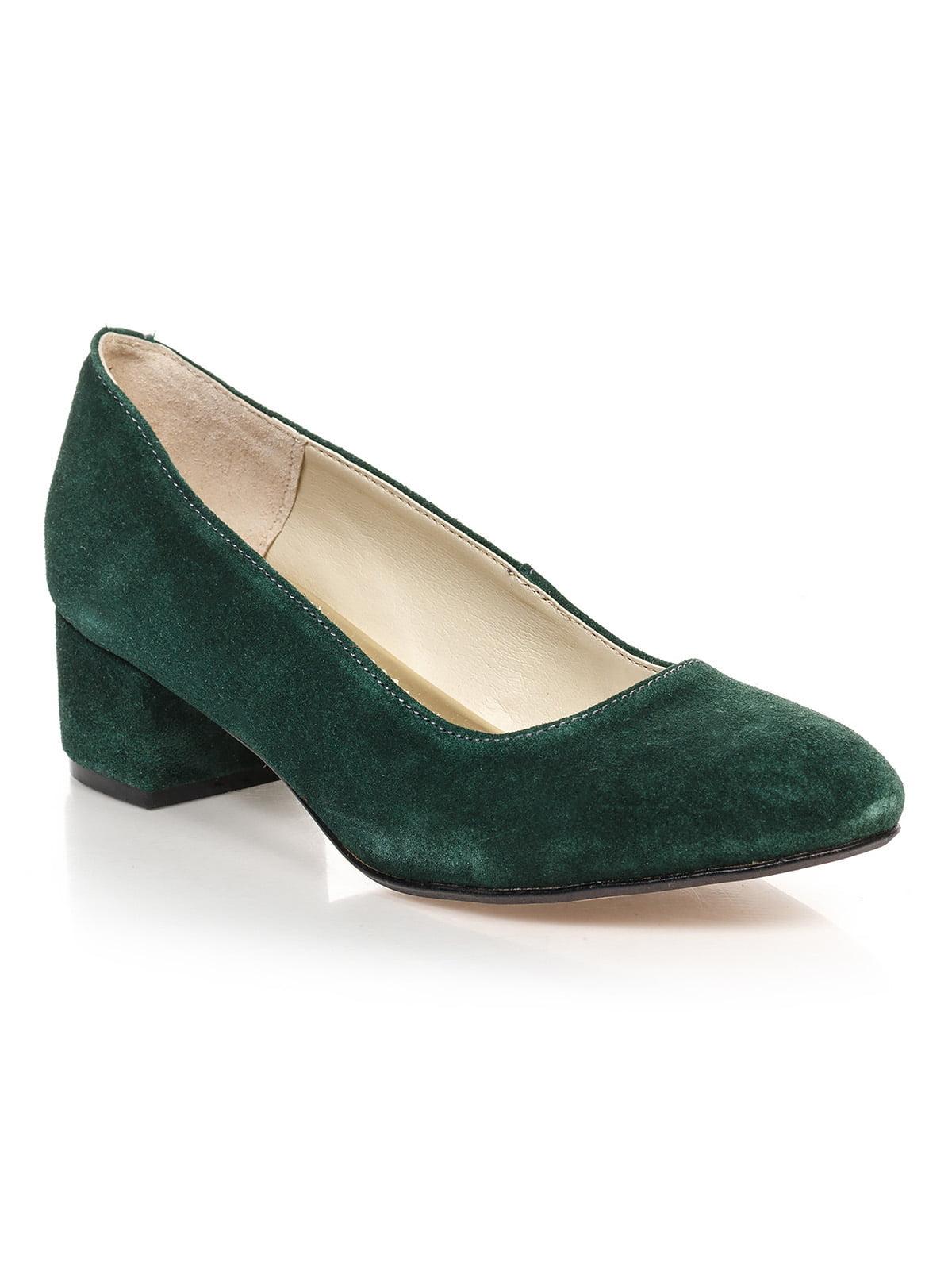 Туфлі зелені | 4548471