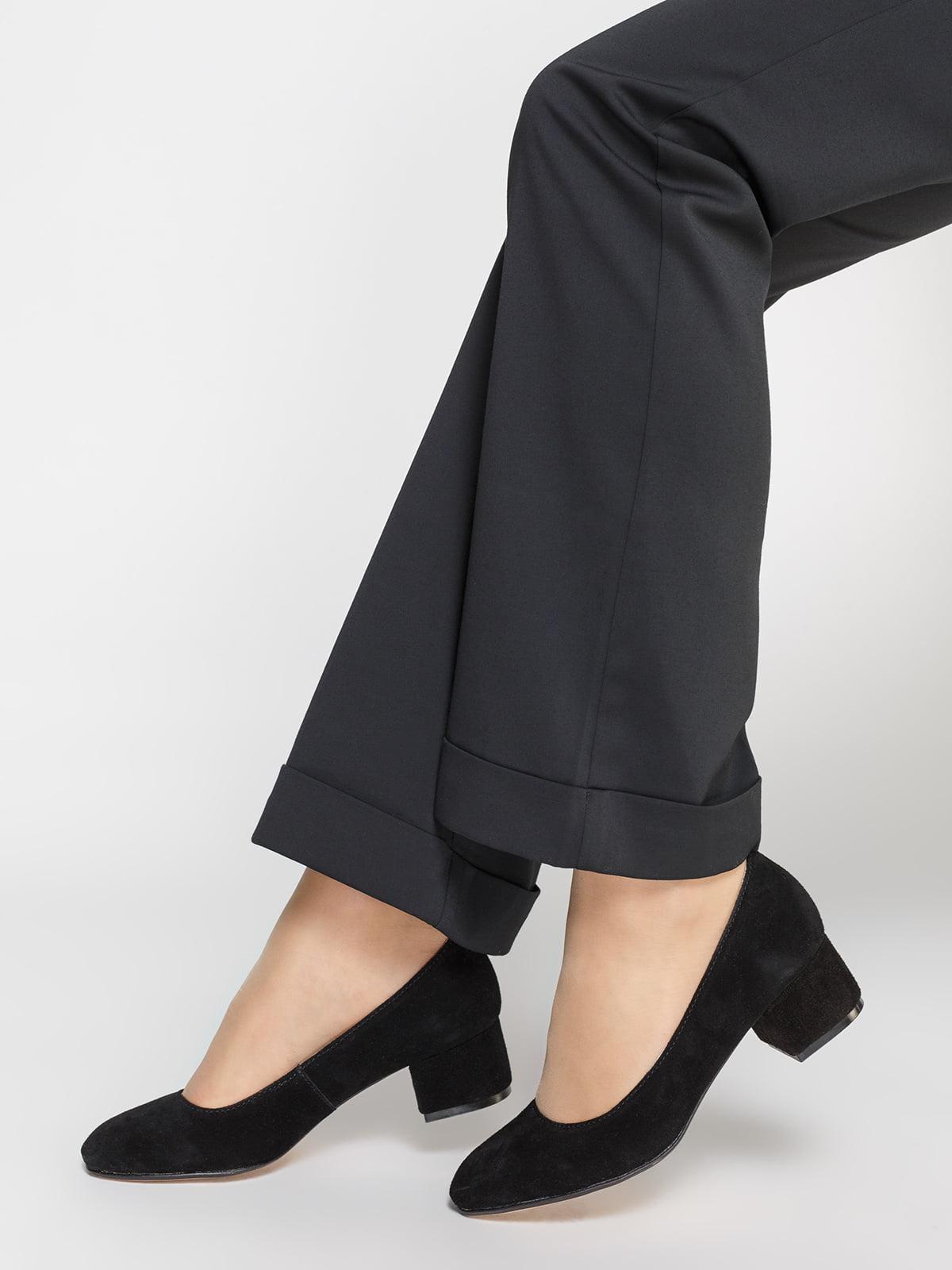 Туфли черные   4548473