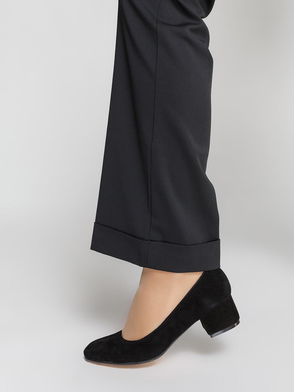 Туфли черные   4548473   фото 8