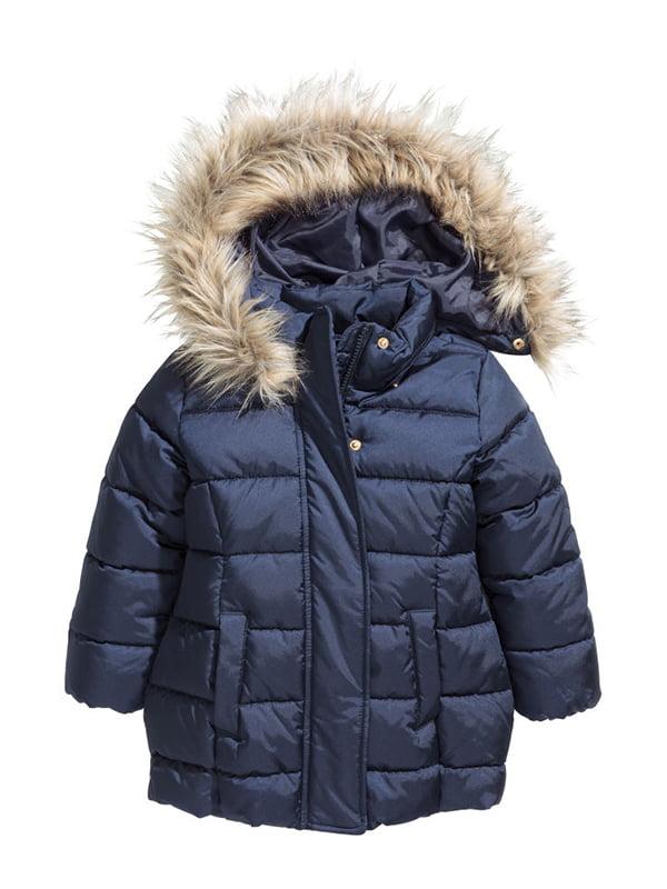Куртка синяя | 4645402