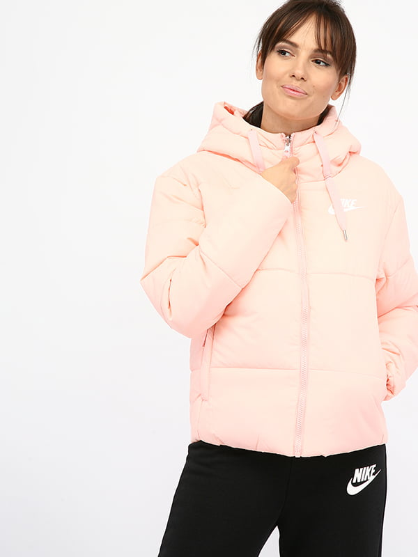 Куртка персикового цвета | 4648748