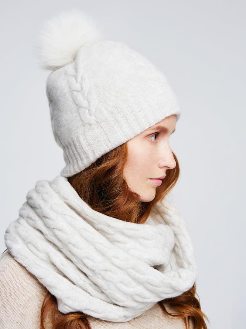 Комплект: шапка і снуд | 4657899