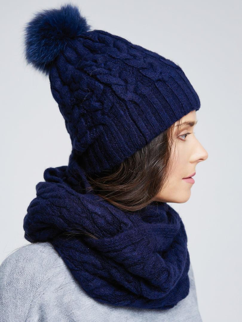 Комплект: шапка і снуд | 4657904
