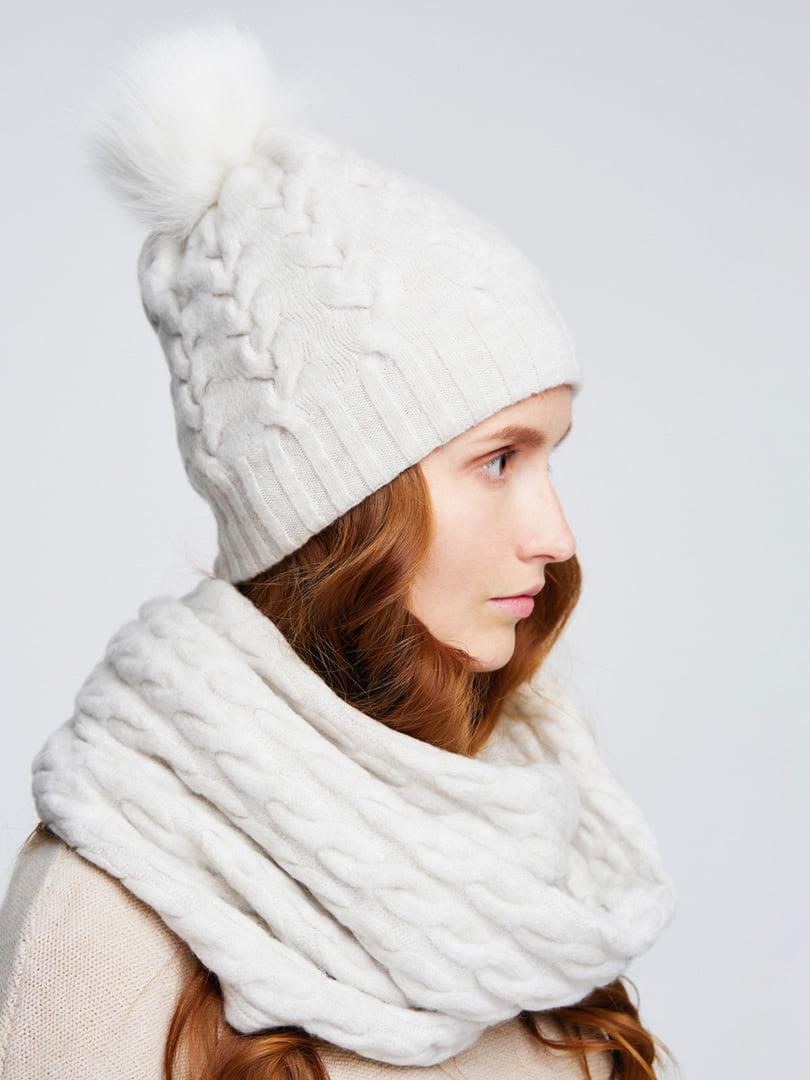 Комплект: шапка і снуд | 4657907