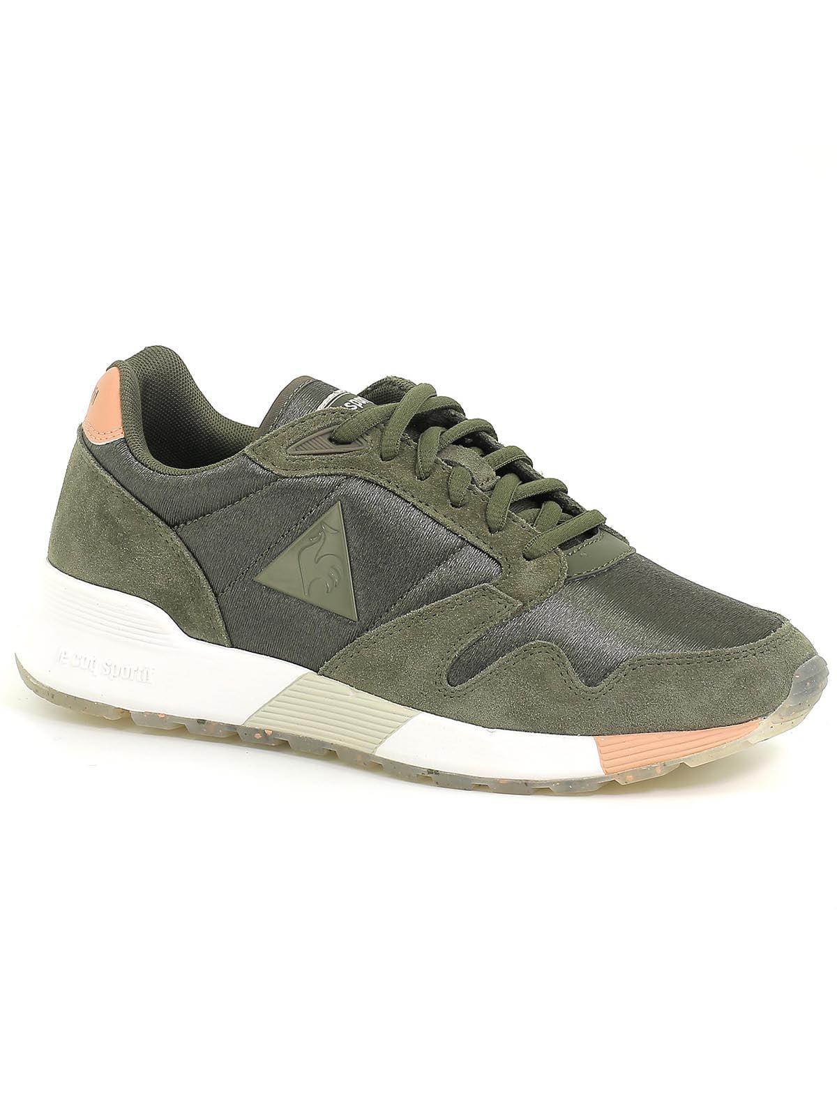 Кросівки кольору хакі | 4651591