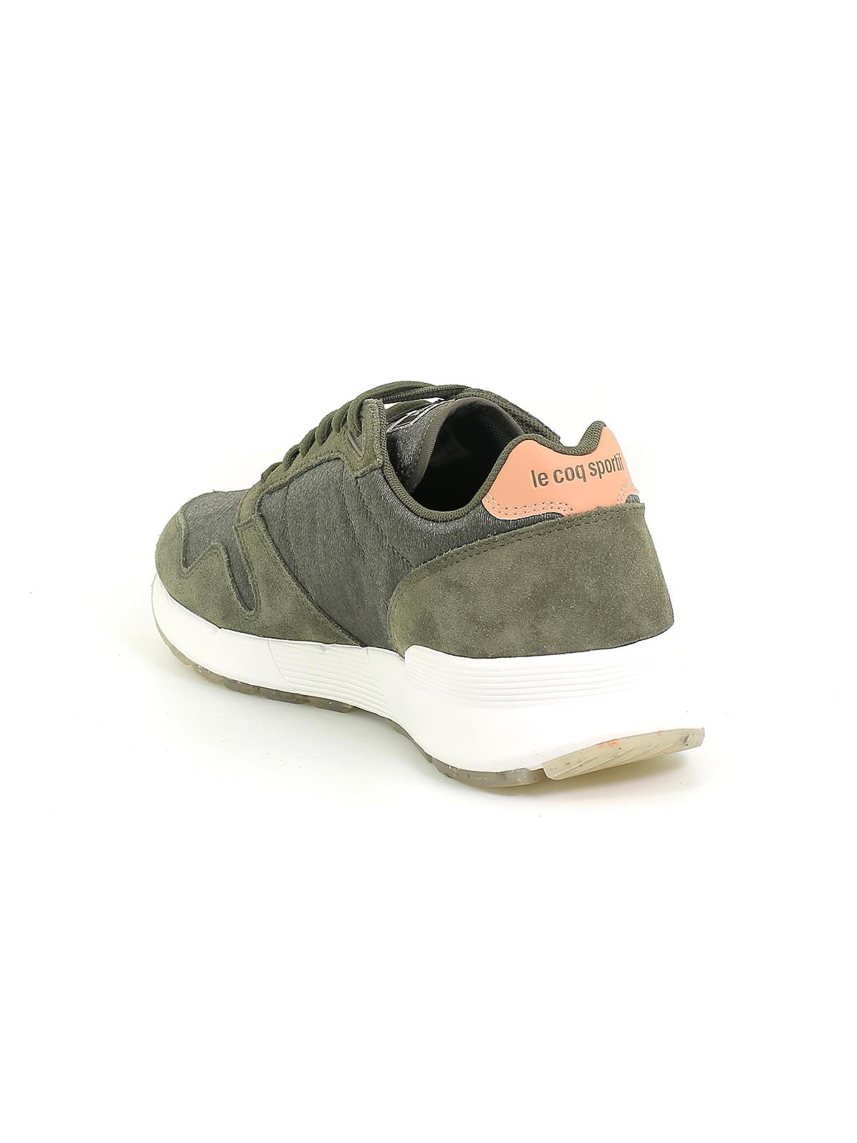 Кросівки кольору хакі | 4651591 | фото 3