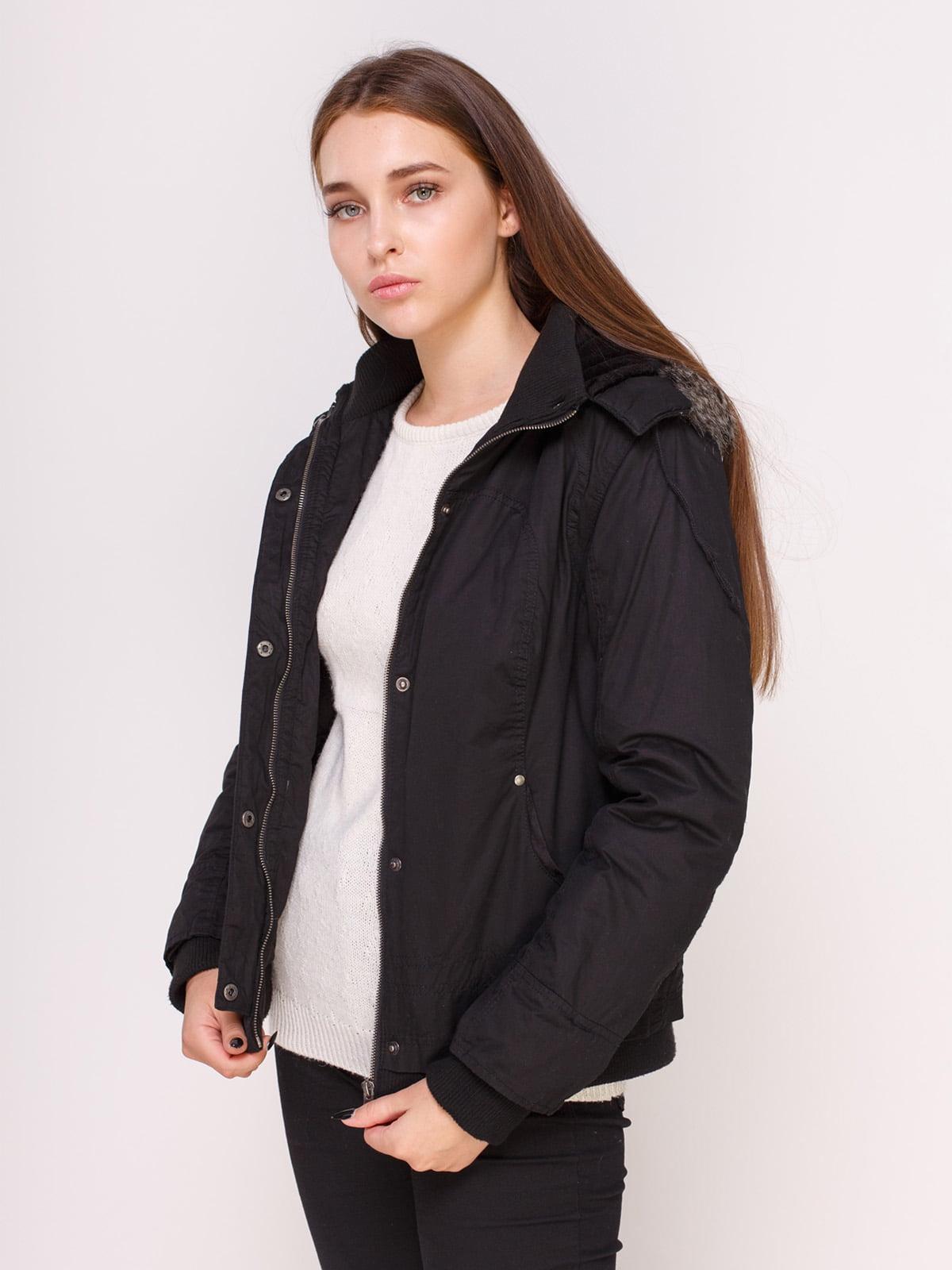 Куртка черная | 4618976