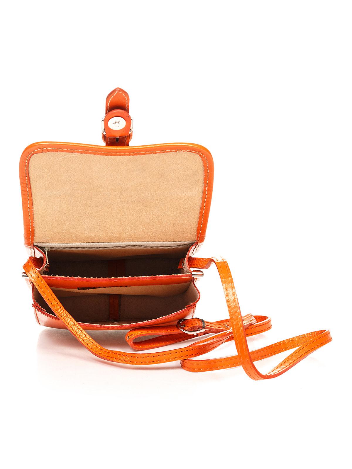 Сумка оранжевая | 4654275 | фото 4