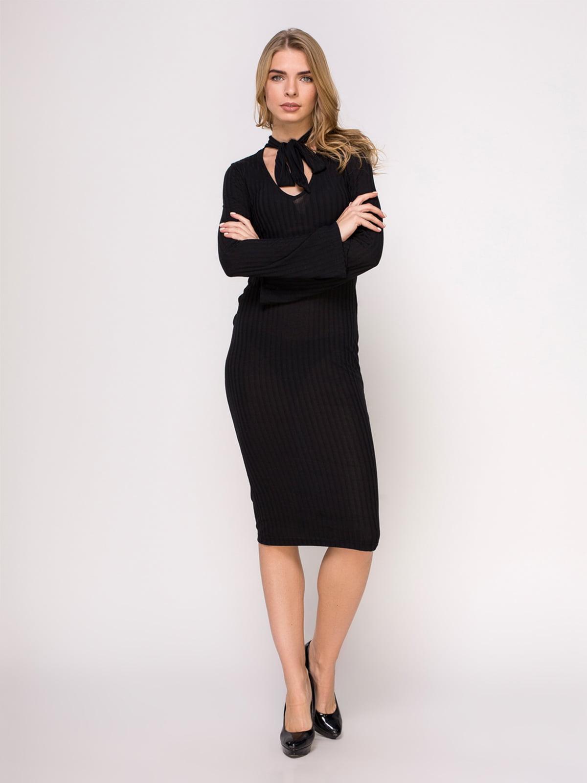 Сукня чорна | 4621561