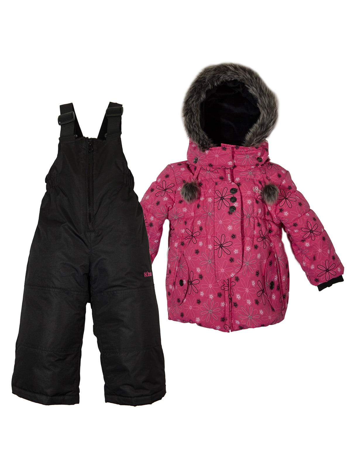 Комплект: куртка та півкомбінезон | 1320683 | фото 2
